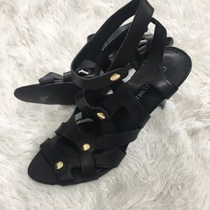 Cynthia Rowley Gladiator Heels